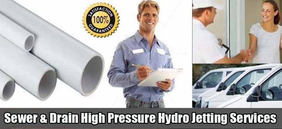 Sewer Solutions Hydro Jetting
