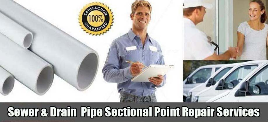 Sewer Solutions Sectional Point Repair